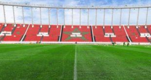إغلاق المركب الرياضي مولاي عبد الله من أجل إعادة التعشيب