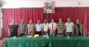 """تأسيس الجمعية الوطنية لمديرات ومديري الثانويات العمومية بالمغرب """" الفرع الإقليمي لبرشيد"""""""