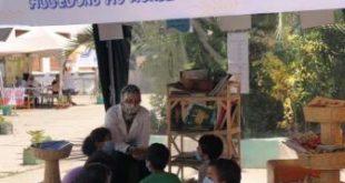 """جمعية """"إبني"""" تطلق برنامج أنشطتها الصيفية وتعزز قدرات ومواهب الأطفال"""