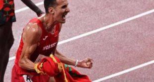 العداء المغربي البقالي يفوز بذهبية كيب كينو كلاسيك