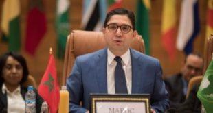 السيد ناصر بوريطة يؤكد الالتزام المستمر للمغرب بتعزيز الديمقراطية