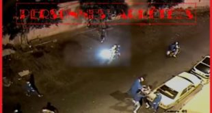 الدار البيضاء : الشرطة تتفاعل مع فيديو يوثق تورط ثلاثة أشخاص في تعريض أحد الضحايا للسرقة بالعنف باستعمال دراجة نارية